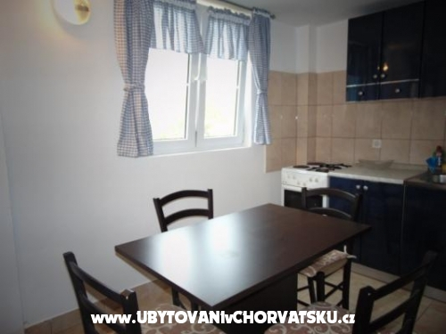 Apartmani  Julieta - Privlaka Hrvatska