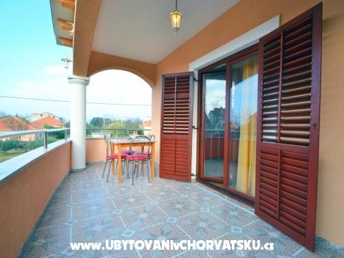 Apartments Lungomare - Privlaka Croatia