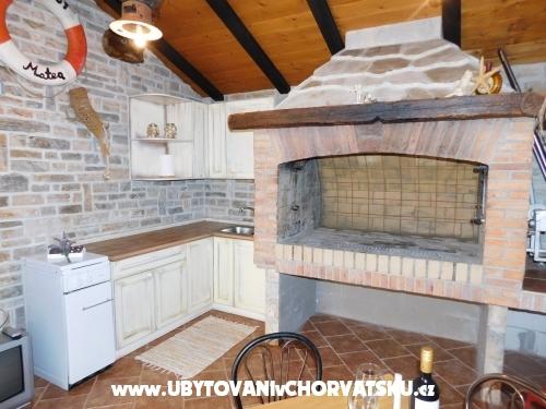 Apartmány Lungomare - Privlaka Chorvátsko