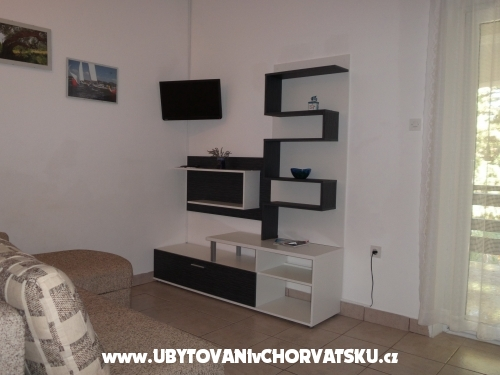 Appartements Mira - Privlaka Croatie