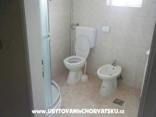 Apartmány Mlađo - Privlaka Chorvatsko