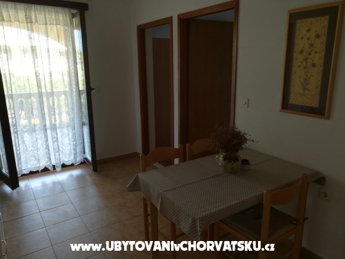 Appartements  Providenca - Privlaka Croatie