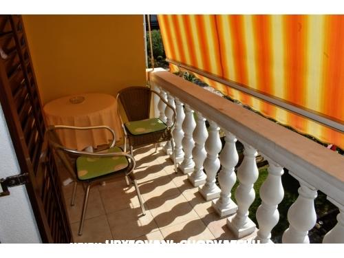 Apartmány  Providenca - Privlaka Chorvátsko
