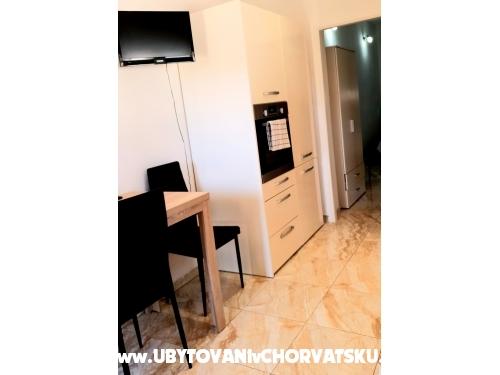 Apartmány Lantana - Privlaka Chorvátsko