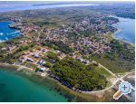 Appartements Punta - Privlaka Croatie
