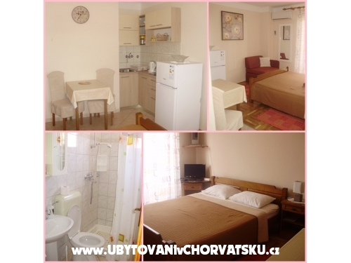 Apartments Sanja - Privlaka Croatia