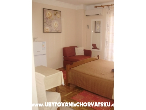 Appartements Sanja - Privlaka Kroatien