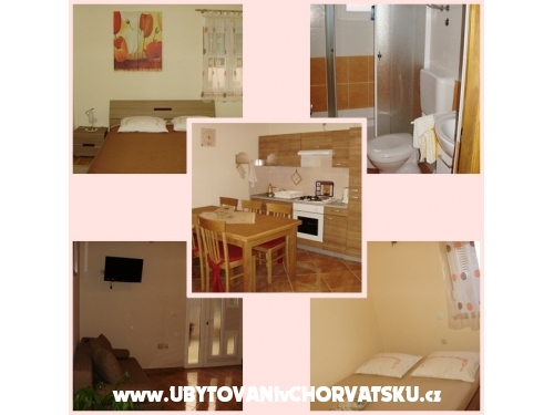 Appartements Sanja - Privlaka Croatie