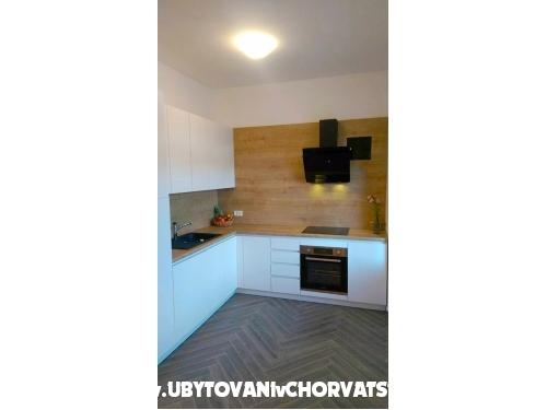 Apartmány Šarić - Privlaka Chorvatsko