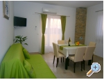 Appartements Vid - Privlaka Kroatien