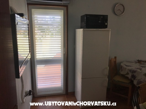 Appartements Toni - Privlaka Kroatien