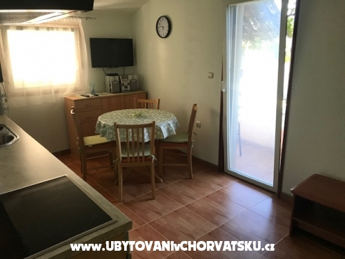 Appartements Toni - Privlaka Croatie