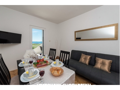 Appartements Rogic - Privlaka Croatie