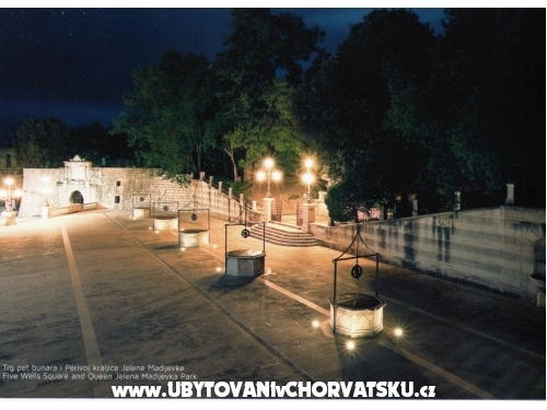 Appartements Villa Goga - Privlaka Kroatien