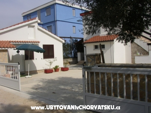 Appartements Villa Goga - Privlaka Croatie