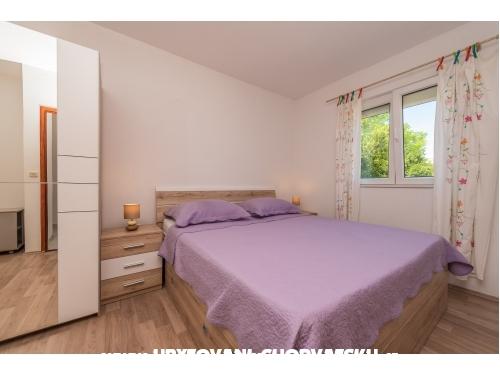 Apartmány  Nelly - Privlaka Chorvatsko