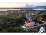 Ferienwohnungen  Nelly - Privlaka Kroatien