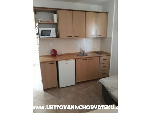 Appartements K - Privlaka Croatie