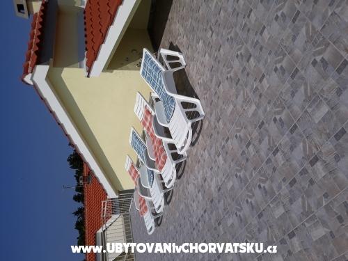Apartmány M M - Privlaka Chorvatsko