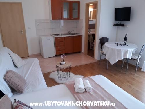 Apartmány Marino - Privlaka Chorvatsko