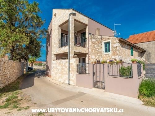 Dům k odpočinku Rose - Privlaka Chorvatsko