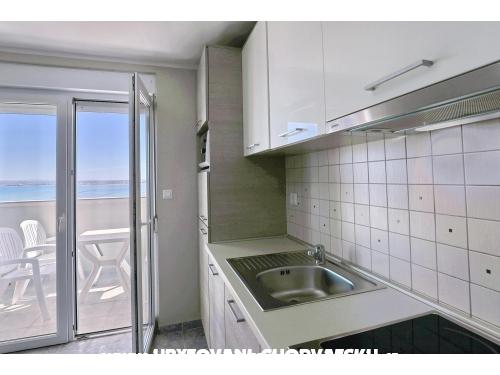 Apartmanok More - Privlaka Horvátország