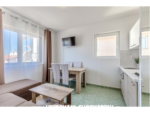 Apartmány More - Privlaka Chorvatsko