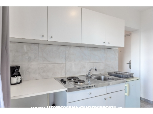 Studio-Appartements More - Privlaka Croatie