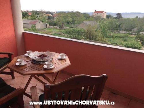 Villa Rossa-Lora - Privlaka Хорватия