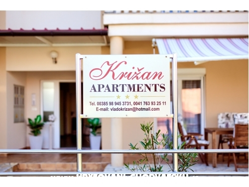 Apartm�ny Krizan - Pula Chorvatsko