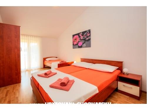 Appartements Krizan - Pula Croatie