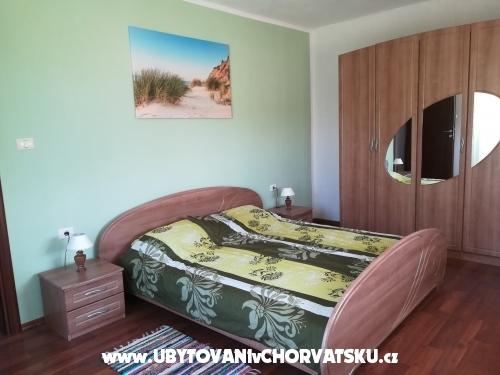 Apartmanok Matea - Pula Horvátország