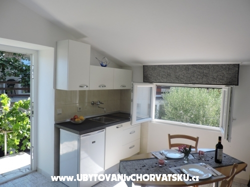Appartements Percan - Pula Croatie