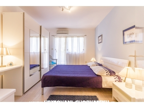 Appartements Perunika - Pula Kroatien