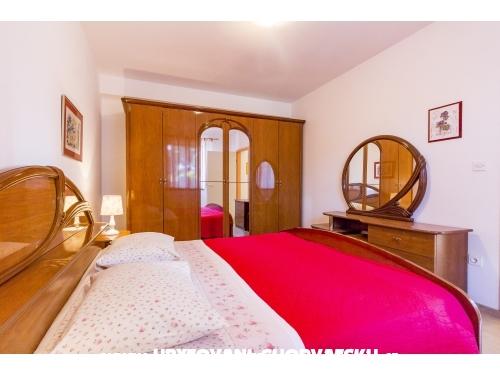 Appartementen Perunika - Pula Kroatië