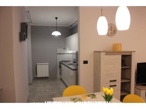 Apartmán Niko - Pula Chorvátsko