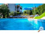 Apartment pool Slivar - Pula Croatia