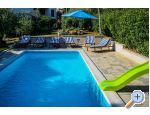 Appartement pool Slivar - Pula Kroatien