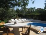 Appartement pool Slivar - Pula Croatie
