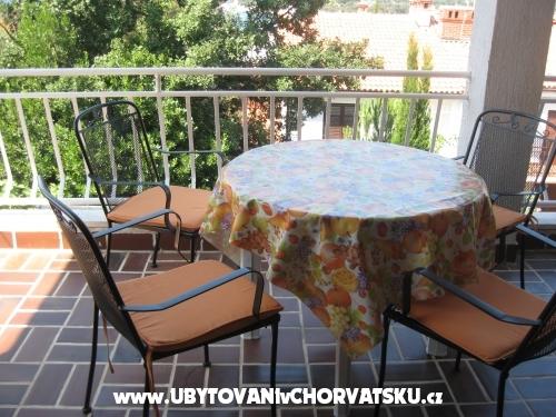 Apartm�ny Ivana - Pula Chorvatsko