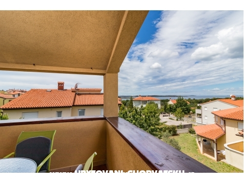 Apartments Moscarda - Pula Croatia