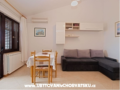 Appartements Alida Stinjan - Pula Croatie