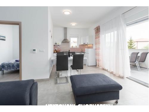 Apartmanok Sara&Neven - Pula Horvátország