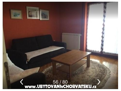 Apartmány Sasha - Pula Chorvátsko