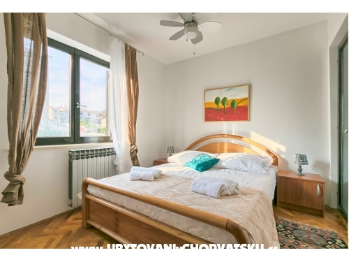 Apartmány Palisina - Pula Chorvátsko