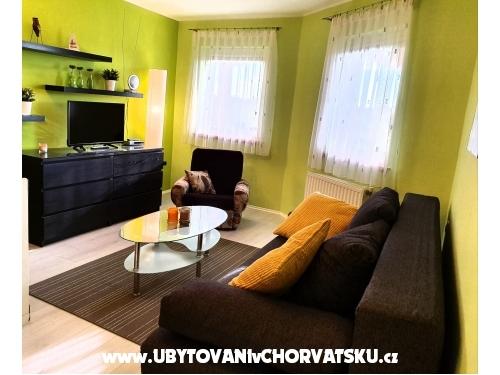 Kristina Appartements - Pula Croatie