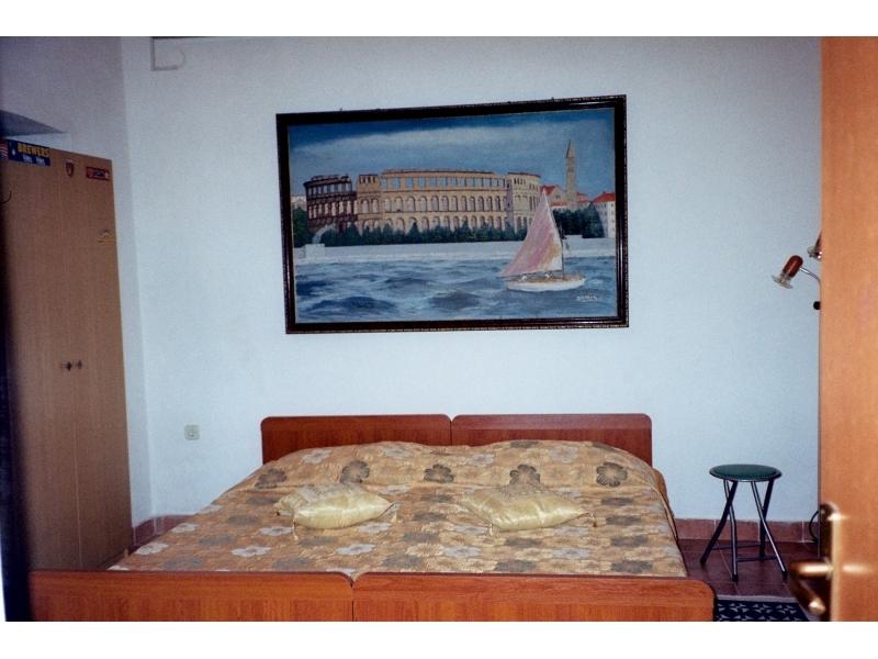Štinjan apartmani Elda - Pula Croatia
