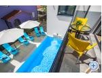 4 Studio APP s bazénem - Vila Vala - Pula Chorvatsko