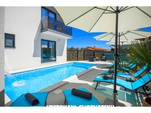 4 Studio APP s bazénom - Vila Vala - Pula Chorvátsko