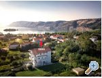 Apartment Jakuc - ostrov Rab Croatia